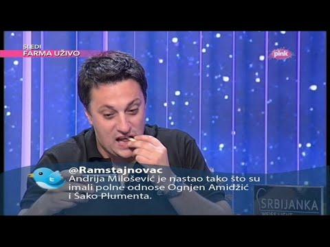 Ami G Show S08 - E26 - Bitter twitter - Andrija Milosevic