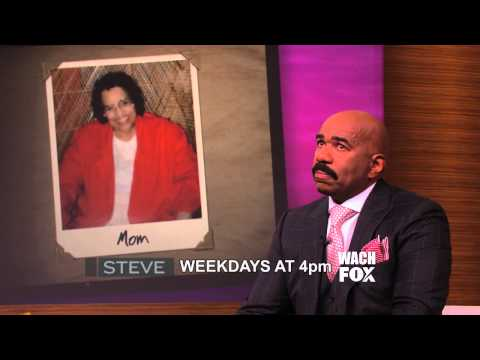 Steve Harvey's Emotional Segment about his Mother