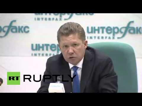 Russia: Ukraine now on gas prepayment mode - Novak