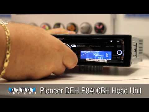 Pioneer DEH-P8400BH Head Unit