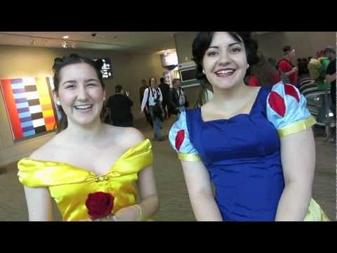 Cosplay in America @ Emerald City Comicon 2013