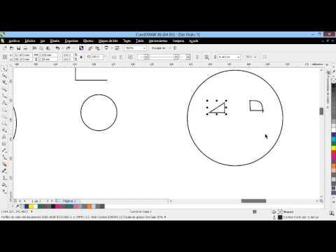Curso Introducción a CorelDraw X6 - 31 La Herramienta Dibujo Inteligente