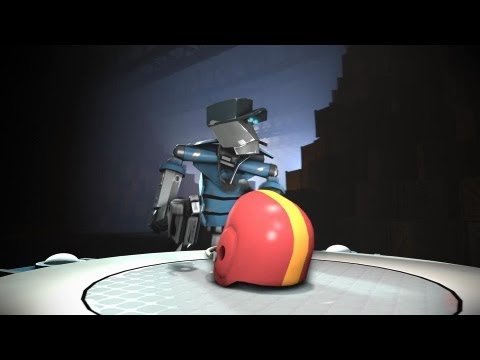 Team Fortress 2 - Robotic Boogaloo