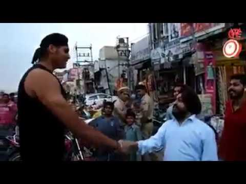 This Punjabi Guy is Selected for WWE Wrestling