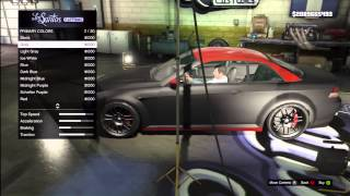 GTA 5 FULLY CUSTOMIZED BMW M3 3 Series E36 (Ubermacht Sentinel) Los Santos Customs + Gameplay