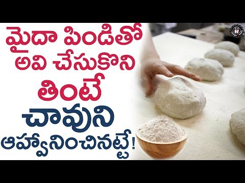 OMG! Do You Like to Eat PARATHAS? | Must Watch Video | Disadvantages of Paratha | Telugu Panda
