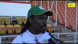 Can 2017 | Namibie/Senegal - Aliou Cissé