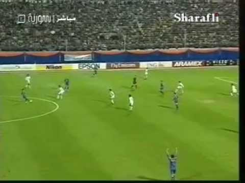 �د� ا��را�ة ا�أ�� ع�� ج���ب� ا���ر� - د�ر� أبطا� آس�ا 2006 - ا�اد ��د� - ا���ائ� - ا�اب ا�ت�� ��اء ا�ذ�اب ب�ت�جة...