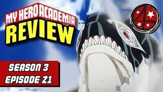 Ice, Wind & Fire   My Hero Academia Season 3 Episode 21 REVIEW   Anime FMK
