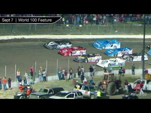 43rd annual World 100 at Eldora: Feature Highlights