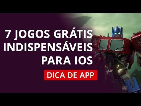7 jogos indispensáveis e grátis para iOS #DicaDeApp