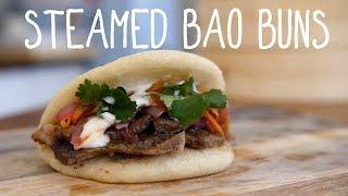 Steamed Bao Buns - Taste the World #2