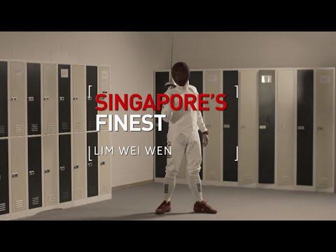 Singapore's Finest - Lim Wei Wen Pt 2