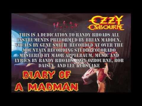 Ozzy Osbourne - Diary Of Madman