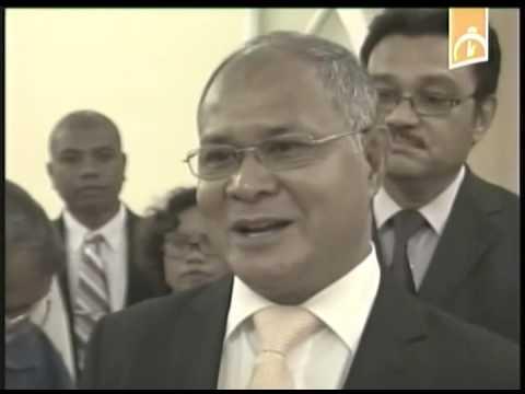 Visita Cuba el Presidente del Parlamento de Timor Leste