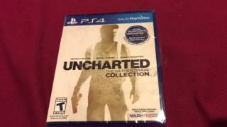 Abriendo uncharted collection
