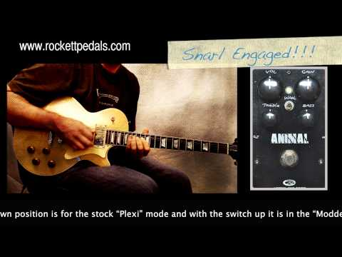 J. Rockett Audio Designs Animal Overdrive