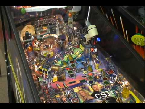 CSI The Pinball Machine