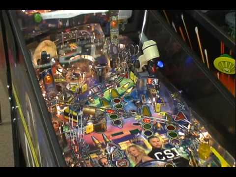 CSI The Pinball Machine