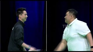 Hanri Yustanto Kaget Kedatangan Kevin Sanjaya | HITAM PUTIH (13/02/19) Part 3