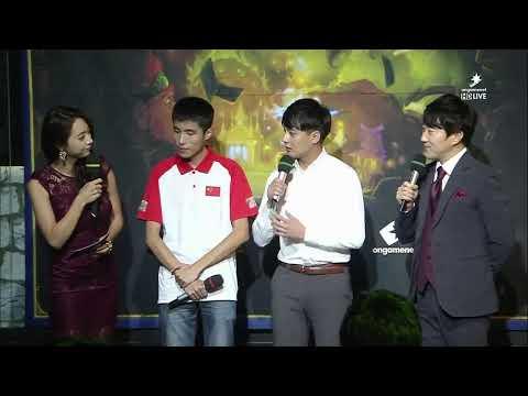 HearthStone KR-CN Masters Season2 Ep 7-2