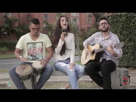 Erika Sanchez - SOCIALSHOCKLIVE - Cover  HOY (Gian Marco)