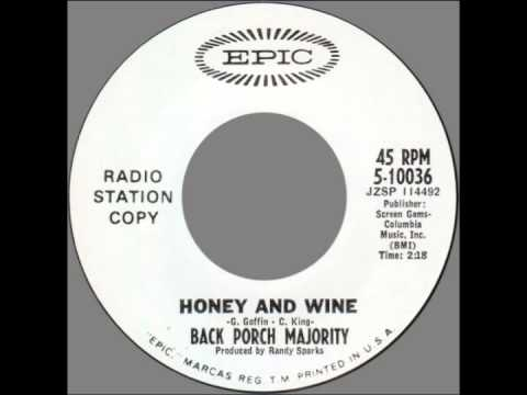 Hollies - Honey And Wine (Goffin/King)