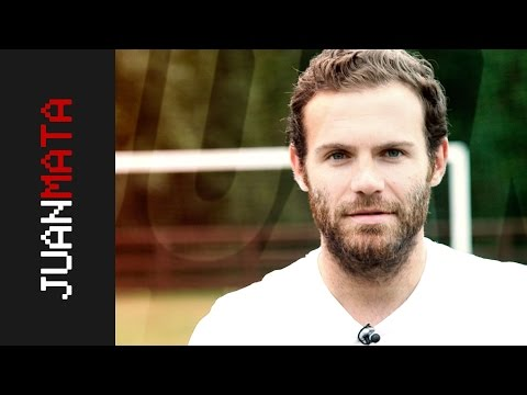 Welcome to Juan Mata's YouTube channel | OFFICIAL