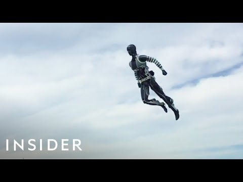 Disney's Stunt Robots Could Change How Hollywood Makes Action Movies   Movies Insider
