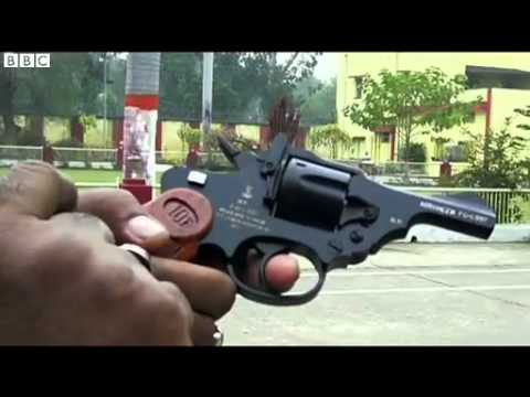 New handgun marketed at Indian women