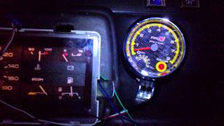 Tachometer from aliexpress