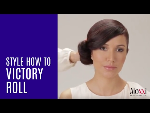 Style How-To: Victory Roll