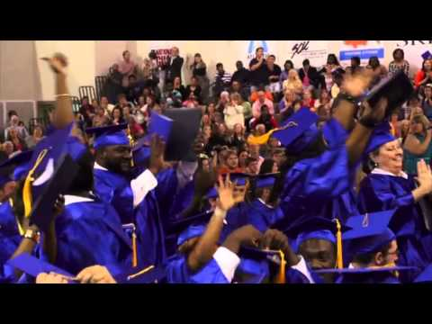 2013 Graduation - Aiken Technical College