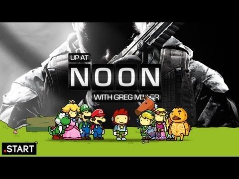 Up At Noon - Black Ops 2 Review (Based Only On the Title) - Up At Noon