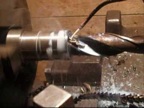 Metal lathe work