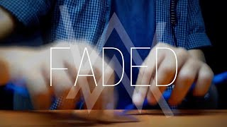 Video clip Faded - Alan Walker - Pen Tapping cover by Seiryuu