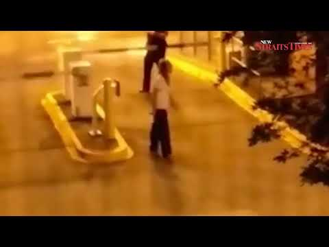 US university cops shoot dead LGBT student leader; video goes viral