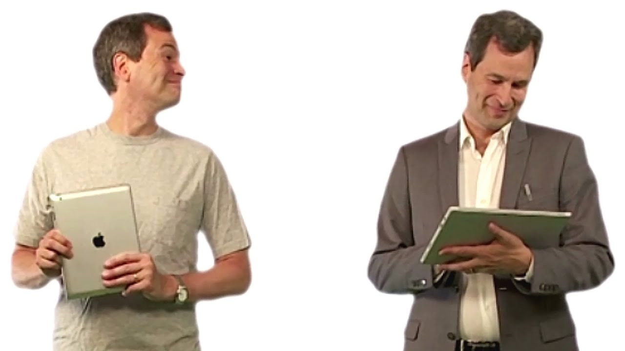 Surface pro 3 review david pogue s apple style ad youtube