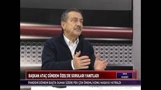 Gündem Özel | Dt.Ahmet Ataç Tepebaşı Belediye Başkanı
