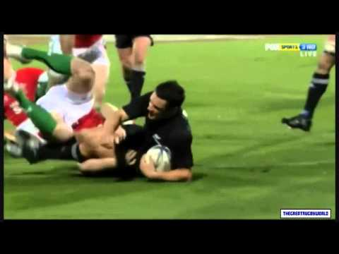 Dan Carter Tribute