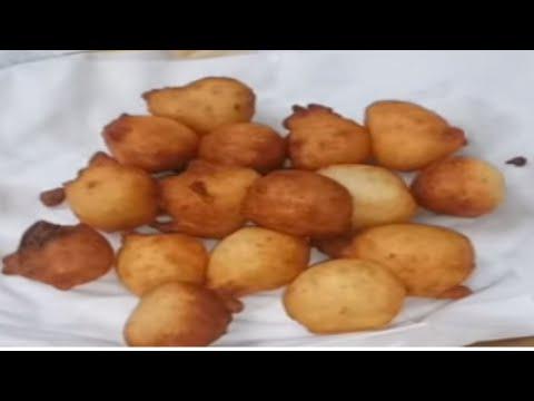 బోండాలని ఇలా వేస్తె చాల బాగుంటాయి | Goli Bonda | How To Make GoliBonda || MysoreBonda | Crazyrecipes