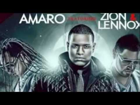 (96 Bpm Intro Mix) Oh Mami (remix) Amaro Ft Zion Y Lenox (new 2013) video