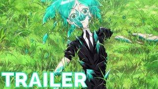 Land of the Lustrous Trailer???????PV | Houseki no Kuni