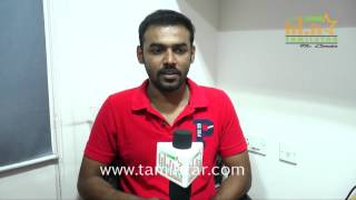 Sai Rajkumar At Kuttram Kadithal Movie Team Interview