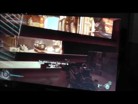 Lenovo Ideapad y410p Performance (Bioshock Infinite)