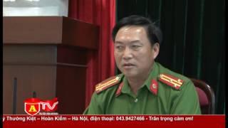 Chương trình truyền hình ATV do Báo An Ninh Thủ đô sản xuất 19/6