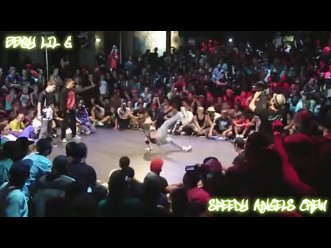 Bboy Lil G [Speedy Angels Crew] Trailer 2010 [HD]