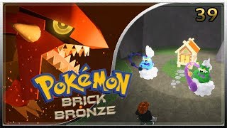 POKEMON BRICK BRONZE ROBLOX #39 | TORNADUS Y THUNDURUS | GAMEPLAY ESPAÑOL