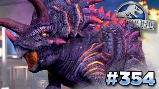 NEW BOSS MEGA TRIKE!!! || Jurassic World - The Game - Ep354 HD