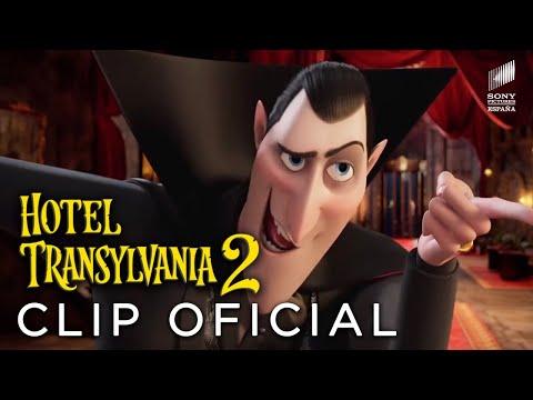 HOTEL TRANSILVANIA 2. Consejos Feliz Halloween. En cines Octubre 2015. Sony Pictures España.
